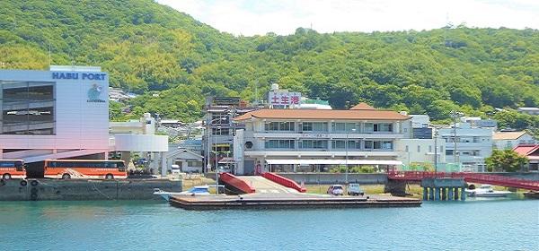 主な発着港